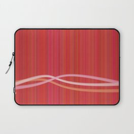 Strawberry Waves Laptop Sleeve