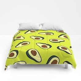 Avocado Pattern Comforters