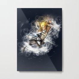 annie leonhart  Metal Print