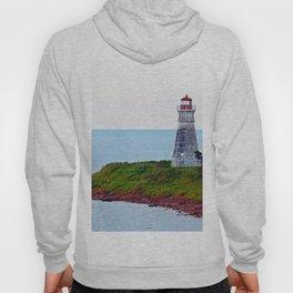Lighthouse Cape Jourimain N-B Hoody