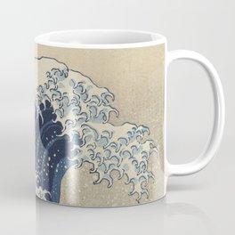 Under the Wave off Kanagawa, 1830/33 Coffee Mug