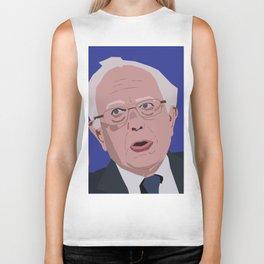 Bernie Face Biker Tank