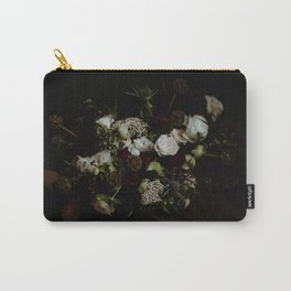 Floral Bouquet - Rembrandt Style Carry-All Pouch