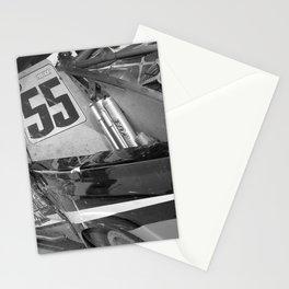 Track Noir TORC #9 Stationery Cards