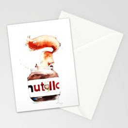 Die Haselnuss-Krise Stationery Cards