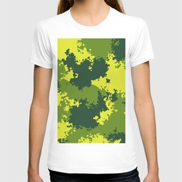 Camouflage jungle 2 T-shirt