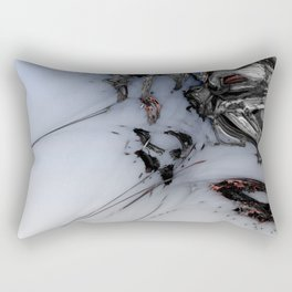 Fractal Rectangular Pillow