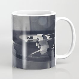 from time to time i like listening to an old record Coffee Mug