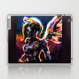 metal angel Laptop & iPad Skin