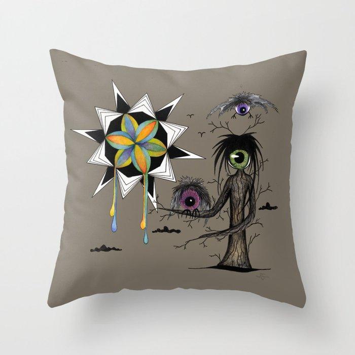 0217 Throw Pillow