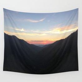 Great Smokey Mountains Wall Tapestry