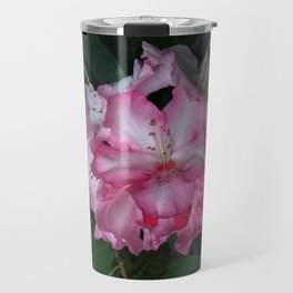 Robust Rhododenron in Pink Travel Mug