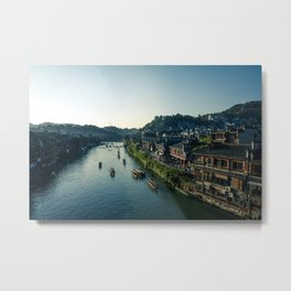 Landscape Photography by Emile Guillemot Metal Print