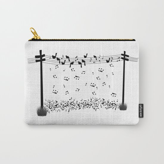 Music note makers Carry-All Pouch