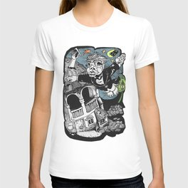 One of those flying dreams T-shirt