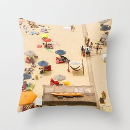 Who Doesn't Need a Drink? Throw Pillow