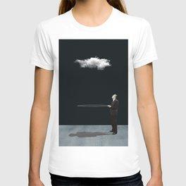 Patience /  stubbornness T-shirt