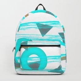 Shower Shapes Backpack