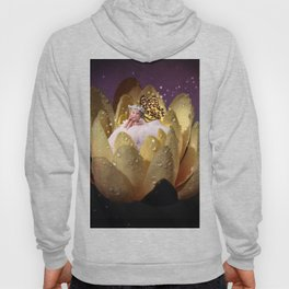 Waterlily Fairy Hoody