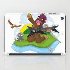 Bigfoot Rocks! iPad Case