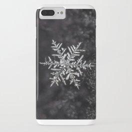 January Snowfake #5 iPhone Case