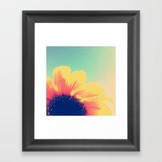 FLOWER 031 Framed Art Print
