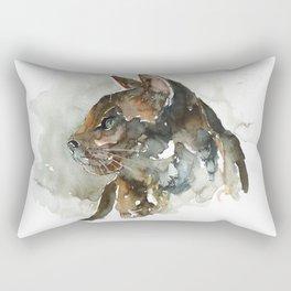 cat#15 Rectangular Pillow