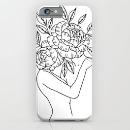 Blooming Together iPhone Case