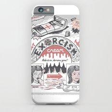 Exorcism Cream iPhone 6s Slim Case