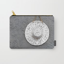Grey Moments Carry-All Pouch