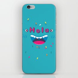 Hola! iPhone Skin