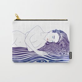 Water Nymph XLI Carry-All Pouch