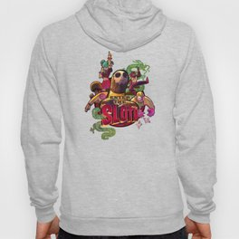 Enter the Sloth Hoody