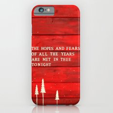 Hopes and Fears iPhone 6s Slim Case