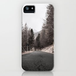 No lines | Near home iPhone Case