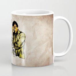 Columbo. Coffee Mug