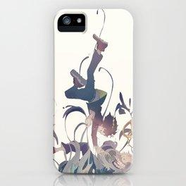 Boku no hero iPhone Case