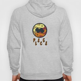 Zodiac Astrological Birth Sign Astrology Horoscope Pisces Gift Hoody