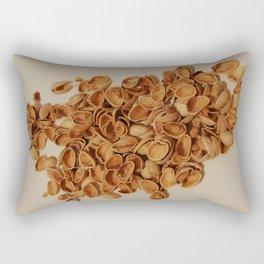 Pistachios after party Rectangular Pillow