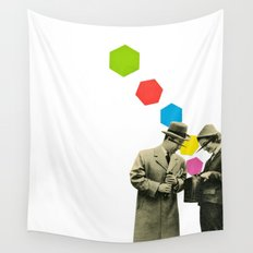 Look What I Brought! Wall Tapestry