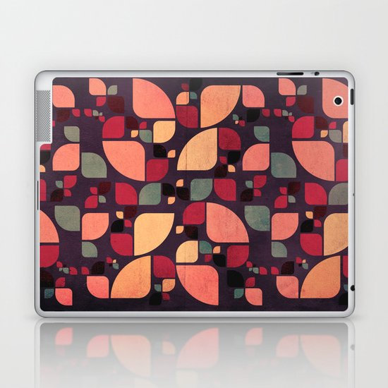 Vintage Butterflies Pattern Laptop & iPad Skin