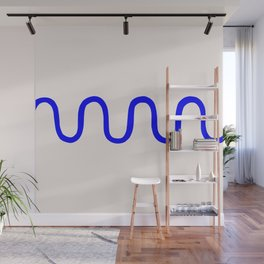 Abstract Shape Series - Squiggle Wall Mural