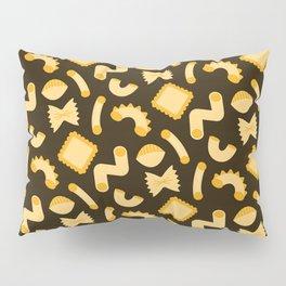 Pasta Shapes Pillow Sham