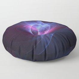Internal Conflic Floor Pillow