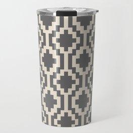 Mapuche Natural Black Travel Mug