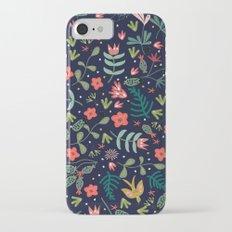 Flying Around in the Garden iPhone 7 Slim Case