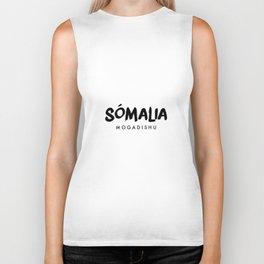 Mogadishu x Somalia Biker Tank