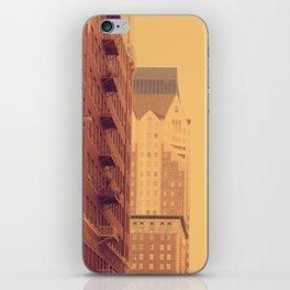 blaaaaa iPhone Skin