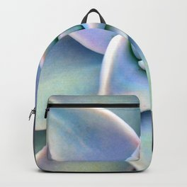Pastel Succulent Backpack
