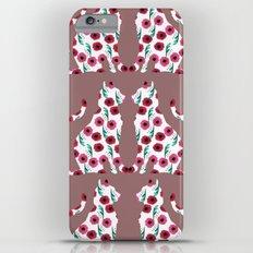 Flowercats! Slim Case iPhone 6 Plus